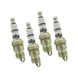 Accel 0574S-4 High Performance Copper Core Spark Plug, 4pk