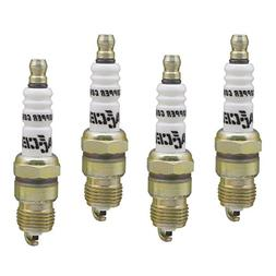 Accel 0576S-4 High Performance Copper Core Spark Plug, 4pk