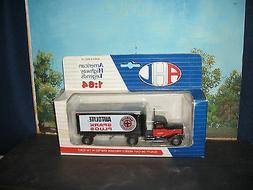 AMERICAN HIGHWAY LEGENDS 1/64 AUTOLITE SPARK PLUG  TRK & TRL