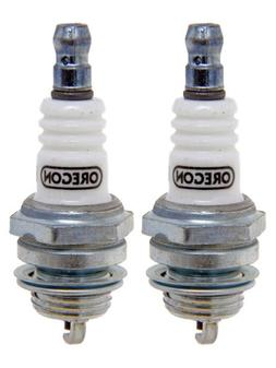 Oregon  77-307-1-2pk Spark Plug Replaces Bosch WSR5F Champio