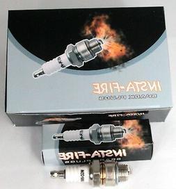 Insta-Fire Spark Plug replaces Champion No. J19LM & NGK  No