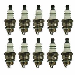 10 New BOSCH Spark Plug WSR6F # 7547 Stihl Saws 1110 400 700