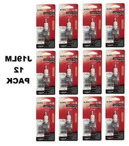 12 Champion J19LM OEM Spark Plug Replaces Briggs & Stratton