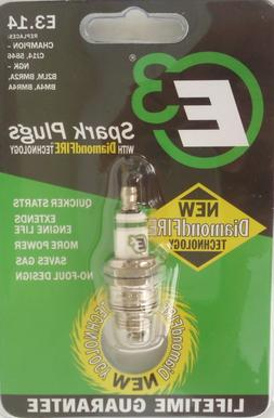 E3.14 SPARK PLUG Quick Start Replaces: CJ14 J12C CJ8Y 5846 B
