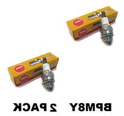 2 ECHO 15901019830 NGK BPM8Y Spark Plugs SRM210 SRM225 SRM23