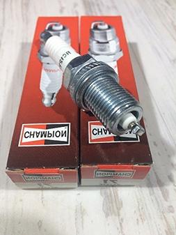 Lawnmowers Parts 2  Genuine Champion Spark Plugs RC12YC Repl