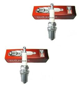 2 Champion RC12YC Spark Plugs Fits Kohler 12 132 02-S Deere