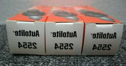 Autolite 2554 Spark Plug Replaces DJ7Y Lot Of 3