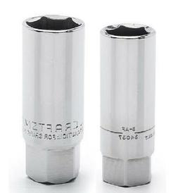 "Craftsman 2pc 1/2"" Drive Spark Plug Sockets Set 5/8 43327 13"