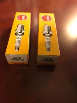 2x  NGK BPMR7A Spark Plug 6703 for Echo & Stihl Chainsaw