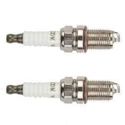 2x Spark Plug For Briggs & Stratton 491055 491055S Champion