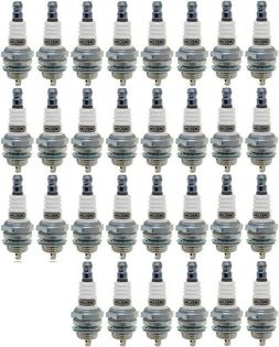 30 Replacement Spark Plugs For Briggs and Stratton 491055 Ch