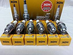 Ngk Spark Plugs 3521 Spark Plug 4/pack Cr9eix 3521