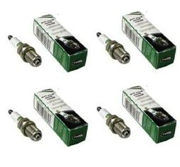 4 Laser Spark Plug Repl NGK BPMR7A Fit Husqvarna Echo Chainsaws Trimmers RCJ6Y