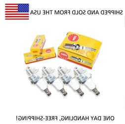 4 PK OF NGK Standard Solid Plug Spark Plugs 6703 BPMR7A