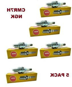 5 NGK CMR7H Spark Plugs Fits RedMax and Husqvarna Strato Eng