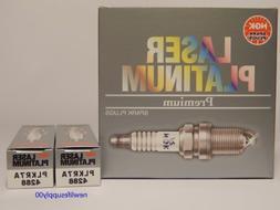 6 PCS *NEW* -- NGK # 4288 Laser Platinum Spark Plugs PLKR7A