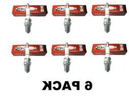 6 Champion RC12YC Spark Plugs Fits Kohler 12 132 02-S Deere