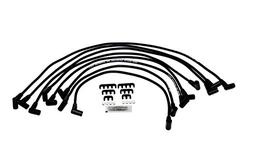 A-Team Performance 8.0mm Black Silicone Spark Plug Wires Com