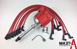 A-Team Performance SUPER HEI Distributor + RED 8mm SPARK PLU