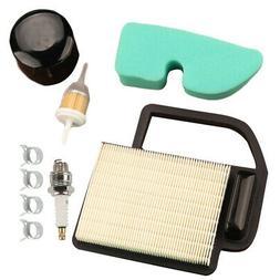 Air Filter & Pre-Filter Oil Spark Plug For Kohler SV620 SV61