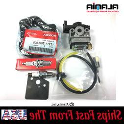 Honda Air Filter, Spark Plug, Fuel Hose Kit.17211-Z0H-800  F