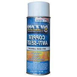 Nitro Lubricants Copper Spray Anti-Sieze - Copper Based Comp