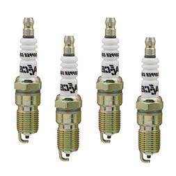 Accel 0137-4 High Performance Copper Core Spark Plug, 4pk