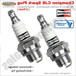Small Engine Spark Plug for Lawn Equipment,  Champion CJ8