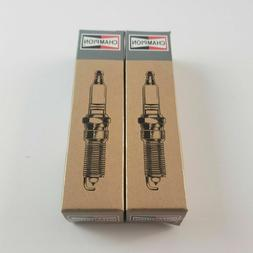 Genuine Champion RC12YC Spark Plug COPPER PLUS PACKAGE OF 2
