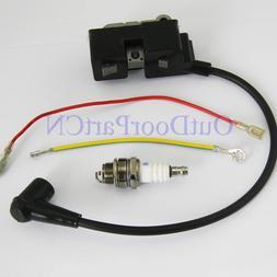 Ignition Coil Spark plug For Husqvarna 340 345 346 XP 350 35