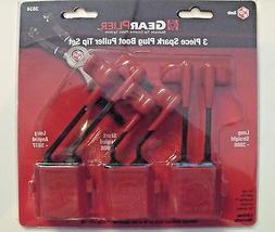 GearWrench KD 3 Piece GearPlier Spark Plug Boot Puller Tip S