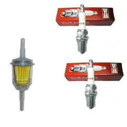 Kohler Briggs Stratton OHV 2 RC12YC Spark Plugs Inline Fuel