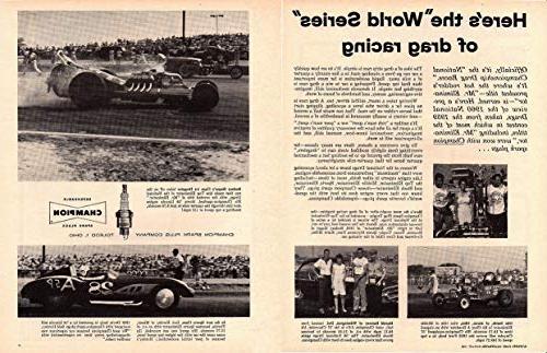 1960 spark plugs world series
