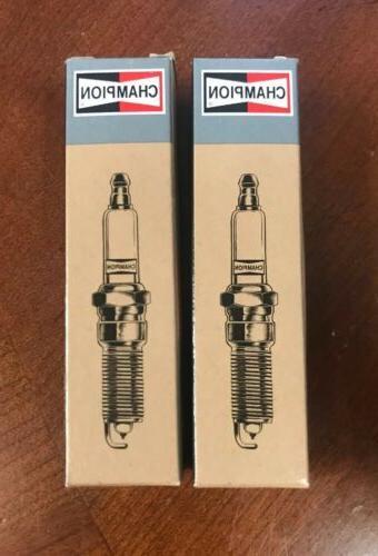 2 pack genuine rcj6y spark plug copper