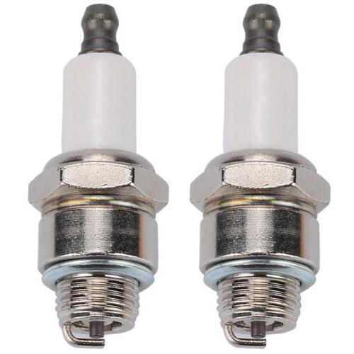 2x Spark Plug 796112S 796112 RJ19LM