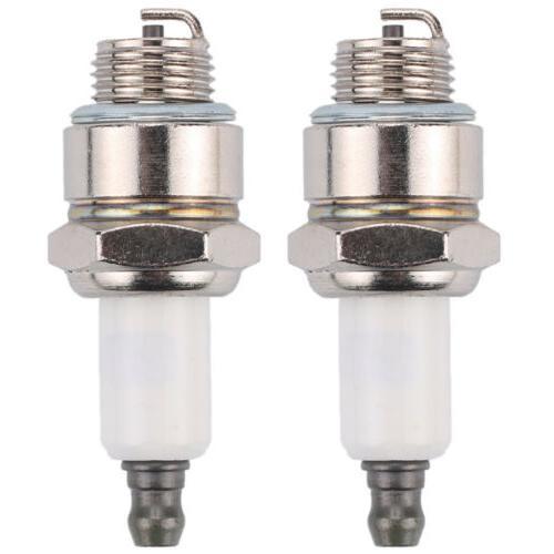 2x spark plug for briggs and stratton