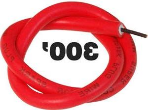 34059 red spark plug wire