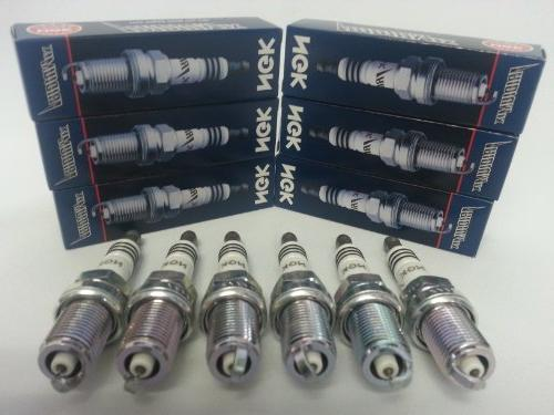 4 PCS NEW - NGK 4469 Iridium Spark Plugs LFR5AIX-11