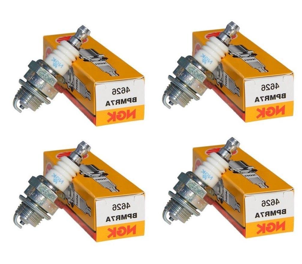 4 husqvarna spark plugs bpmr7a fits 2