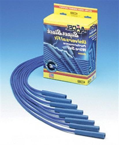 4040b blue 8mm supp wire strt