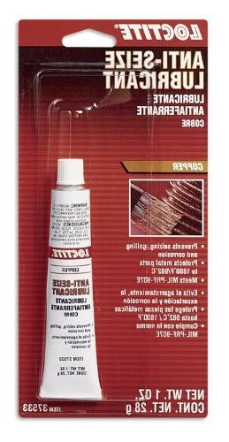 495542 copper anti seize lubricant tube 1