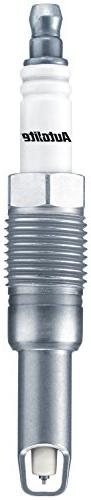 Autolite HT0 Platinum High Thread Spark Plug, Pack of 1