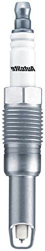 Autolite HT1 Platinum High Thread Spark Plug, Pack of 1