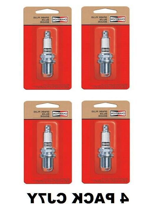 cj7y spark plug fit small engines genuine