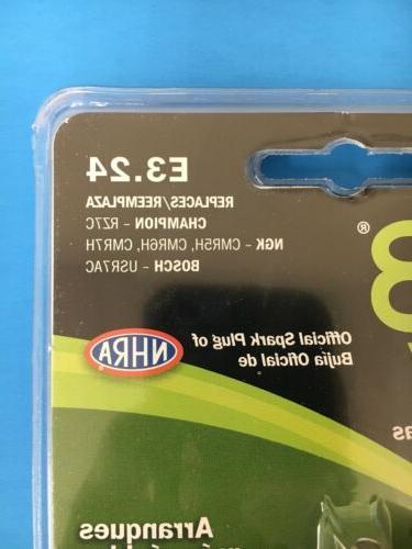 E3 Spark Premium Lawn Spark Plug