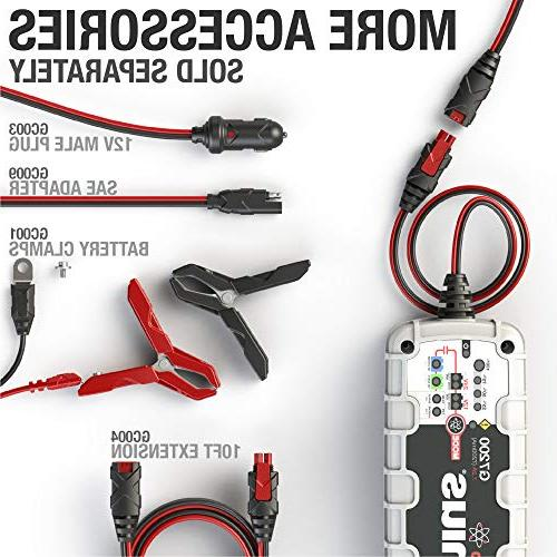 NOCO 7.2A Smart Charger