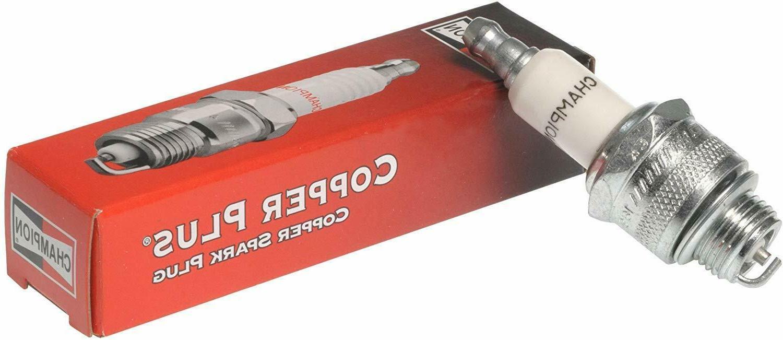 genuine rj19hx spark plug copper plus 973