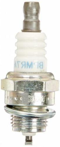 NGK  BPMR7A SOLID Standard Spark Plug, Pack of 1