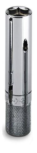 "SK Hand Tool SK 4421 Extra Long Spark Plug Socket .38"" Dr.63"